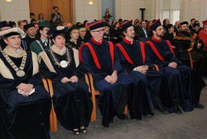 inaugurace FF OU 2014