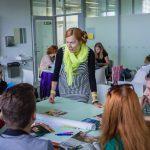 4.Workshop Boženy Baluchové o rozvojových studiích v médiích - Fotografie: Paľo Markovič