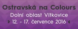 Ostravská na Colours