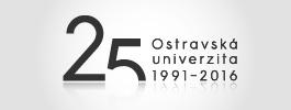 Ostravská univerzita slaví 25 let