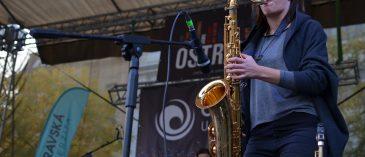 Happening Jsme Ostravská! na Masarykově náměstí letos přinese například i kapelu Dva nebo L.A. Sunday. FOTO: Alžběta Sklářová
