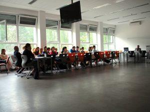 posluchači katedry hudební výchovy pedagogické fakulty ostravské univerzity v ostravě
