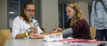 Na Lékařské fakultě Ostravské univerzity je nyní možné studovat obor Všeobecné lékařství v angličtině.