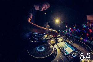 Pekelně skvělí DJ's nechyběli