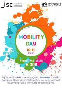 Mobility Day ISC