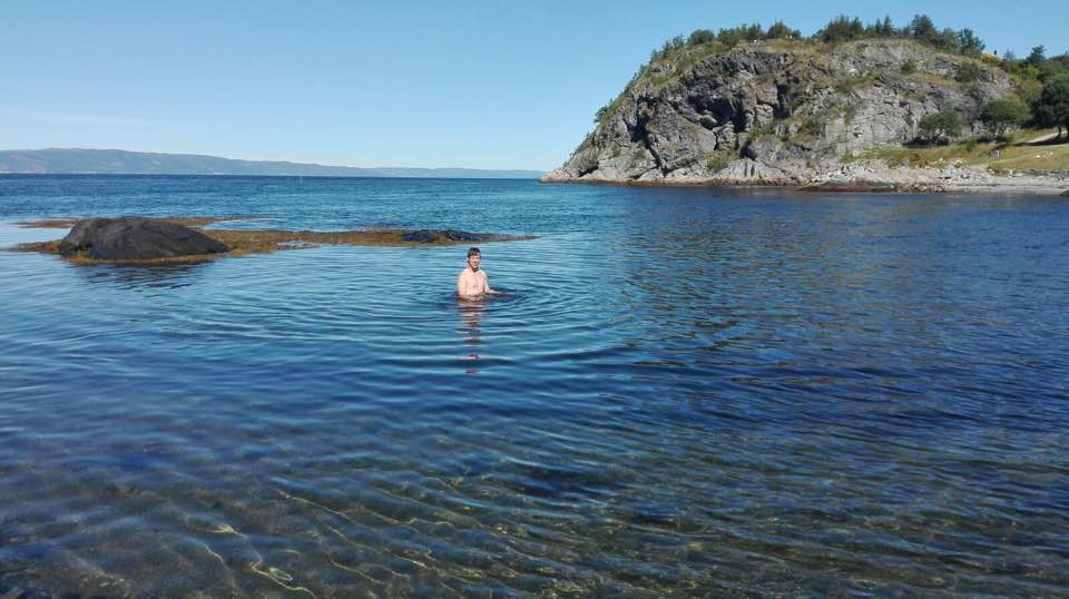 zvyky v Norsku