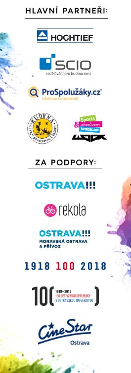 Partneři: Jsme Ostravská 2018