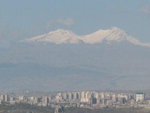 Aragac - 4 095 m