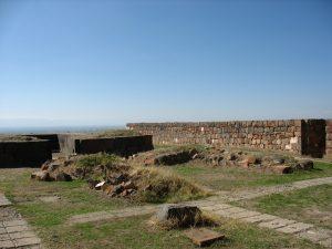 Zbytky pevnosti Erebuni