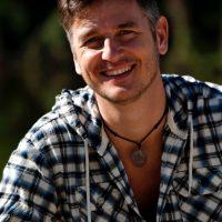 Lumír Olšovský, režisér představení.