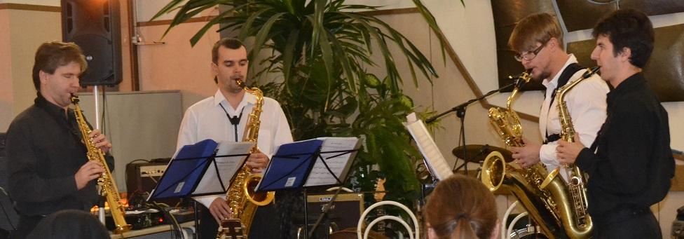 Saxofonove kvarteto ALTISSIMO SAXQUARTET