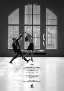 Plakát - Reprezentační ples Ostravské univerzity 2016