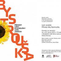 Pozvánka na operu Liška Bystrouška